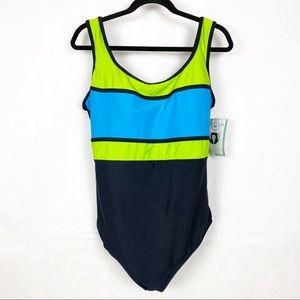Options | Delta Burke Swimsuit Size 22W One Piece